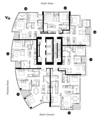 The Azura Floorplan